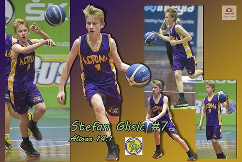 Basketball Collage 1
