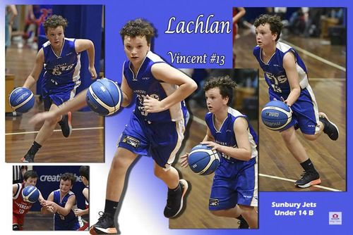 Basketball Collage 2